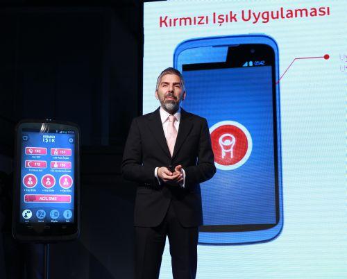 Vodafone Turkiye Icra Kurulu Baskan Yardimcisi Hasan Suel