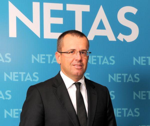 ILKER CALISKAN - NETAS CFO