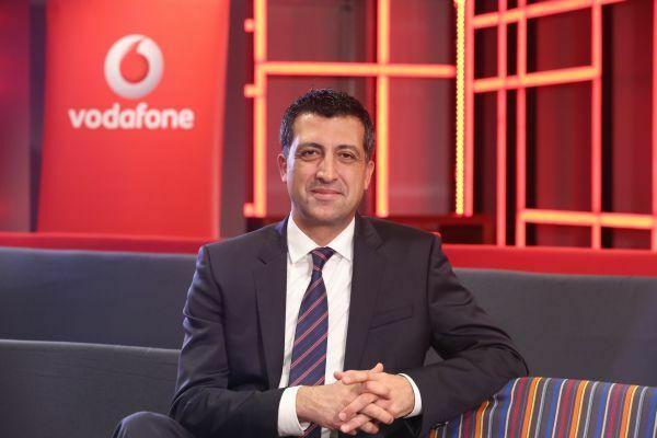 Vodafone Turkiye Icra Kurulu Baskani Gokhan Ogut