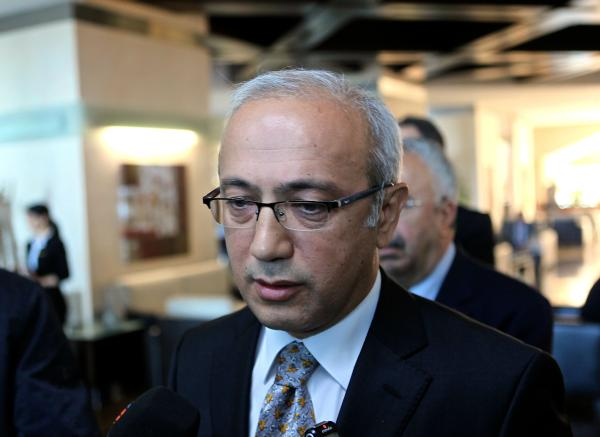Ulaştırma, Denizcilik ve Haberleşme Bakanı Elvan, Konya'da