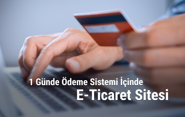 Ticimax ve İyzico'dan 1 günde sanal POS'lu e-ticaret sitesi