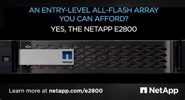 netapp-e2800