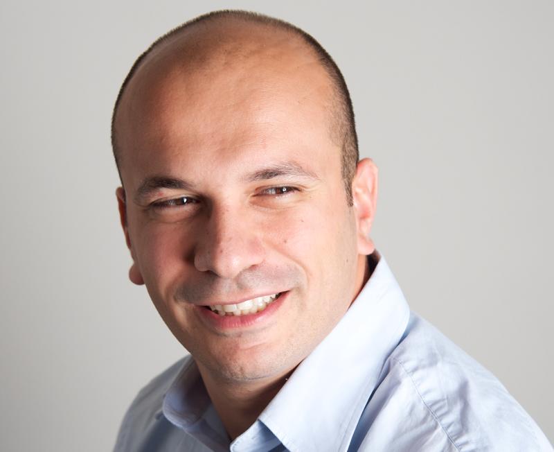 Xerox PARC CEO Tolga Kurtoglu