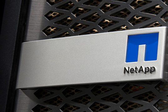 NetApp, NVMe All-Flash