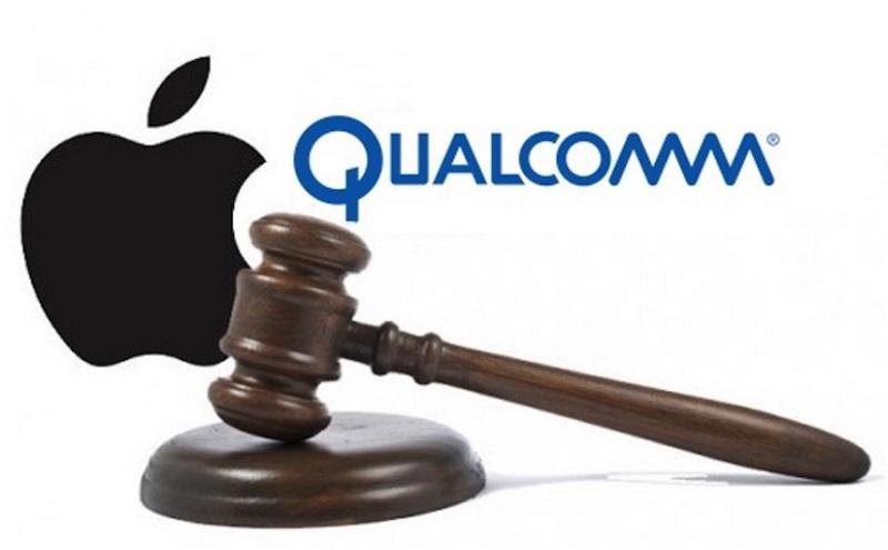Qualcomm 'dan Apple 'a Almanya'da kalıcı tedbir kararı