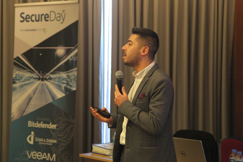 Türkiye'nin her yerindeki bilişim profesyonellerini ve kurum yöneticilerini gelişen teknolojinin beraberinde getirdiği siber riskler ve çözümleri konusunda bilgilendirmek, merak edilen konulara açıklık getirmek amacıyla ilki Adana'da gerçekleşen SecureDay