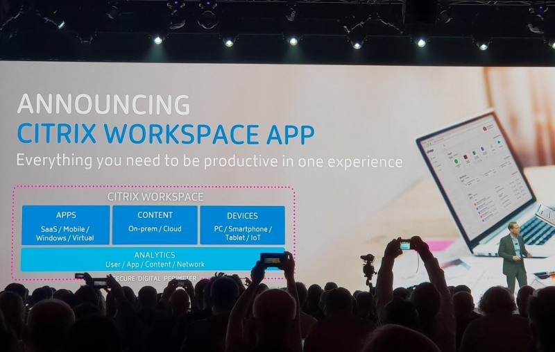 Citrix Workspace ile Citrix Workspace App yeni yazılım