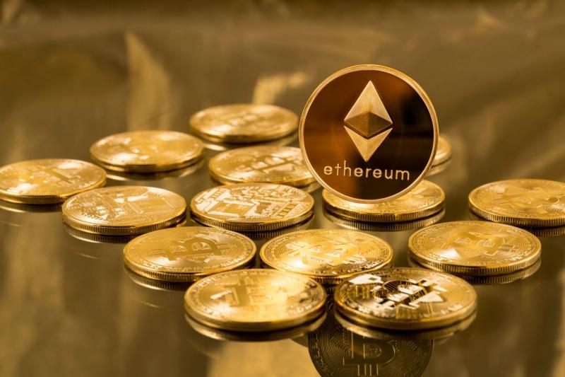 Ethereum rekor seviyeye