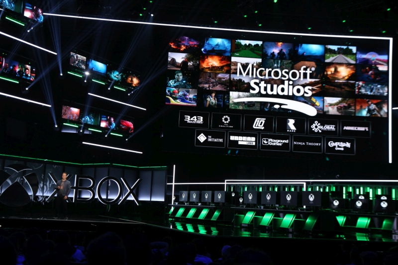 Microsoft oyun konusundaki yatırımlarına devam ediyor. Firma E3 kapsamında gerçekleştirdiği toplantıda Xbox içinorijinal oyun içeriğini güçlendirmek amacıyla yeni oyun stüdyoları satın aldığını duyurdu.
