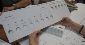 Görme engelliler, 24 Haziran, oy kullanmak