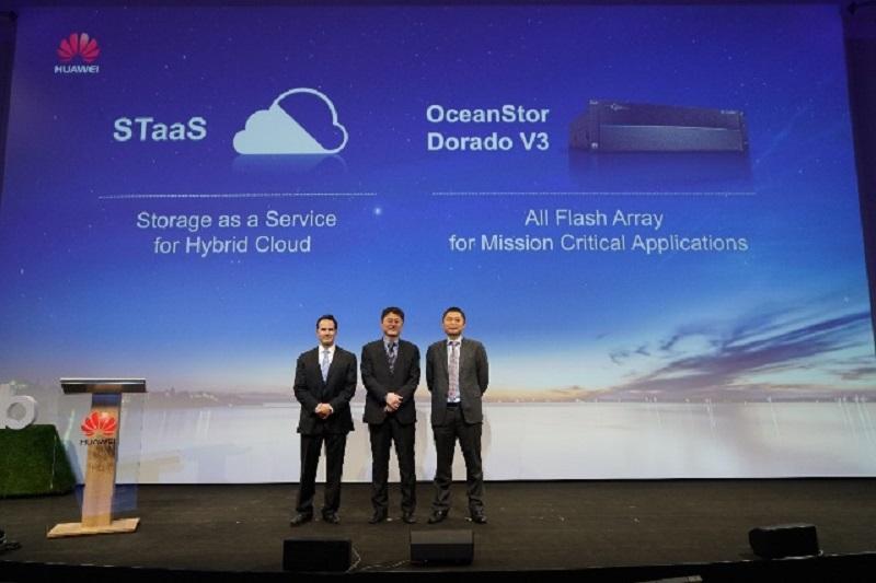OceanStor Dorado18000 V3, SAP HANA, huawei