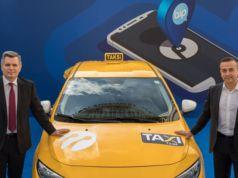 Taksi, Taxi 7x24, Turkcell, TETAŞ Elektronik
