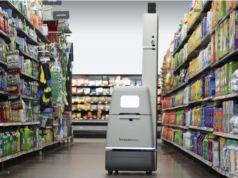 LG, Bossa Nova Robotics