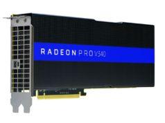 AMD, Radeon Pro V340 grafik kartı