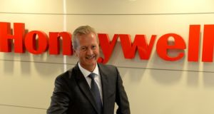 Honeywell Türkiye, orta asya, Frans Van Deursen