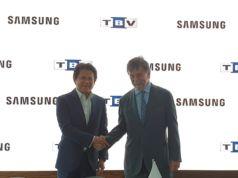 Samsung Electronics Türkiye, Türkiye Bilişim Vakfı