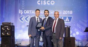 Cisco, Yılın Eğitim iş ortağı ödülü, BT Eğitim