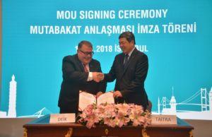 MüSiAD, DEİK, Tayvan, mutabakat anlaşması