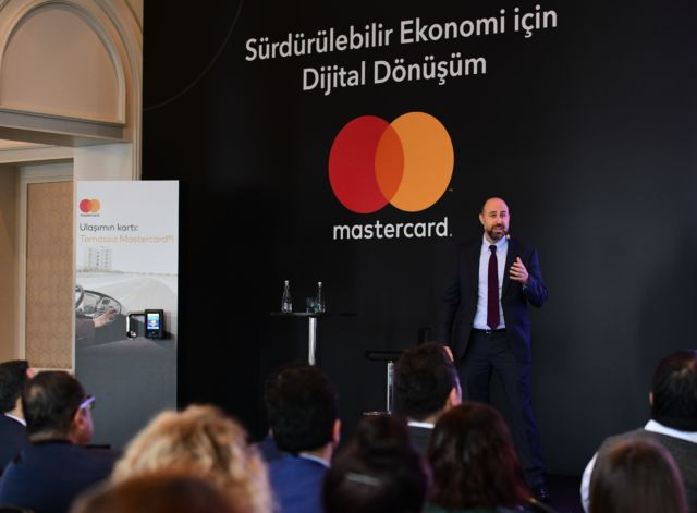 Mastercard, Sürdürülebilir ekonomi, dijital dönüşüm