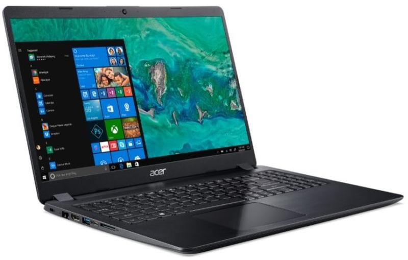 AcerAspire 7, Radeon RX Vega M GL grafik yongasına sahip ve 8. Nesil Intel Core i7-8705G işlemcisi bulunan üst seviye bir dizüstü bilgisayar.