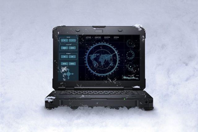 Çift Bataryalı, Dell Rugged, dizüstü bilgisayarlar