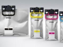 Epson, yazıcı, Değiştirilebilir Mürekkep Poşeti Sistemi
