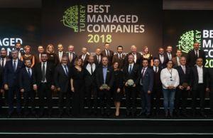 Türkiye 'nin en iyi yönetilen şirketleri