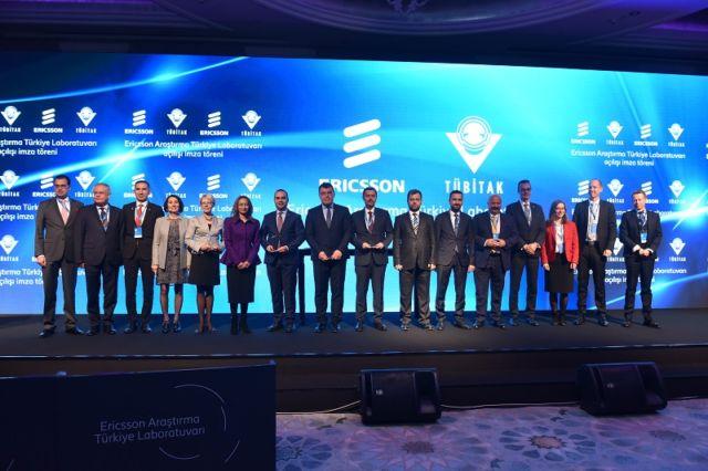 Ericsson, Türkiye, Küresel Teknoloji Araştırma Laboratuvarı