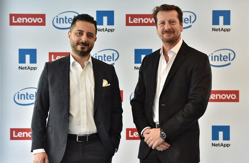 Lenovo ve NetApp rakipsiz bir ürün ve çözüm portföyü sunacak