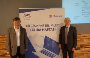 Microsoft, Türkiye Bilişim Vakfı