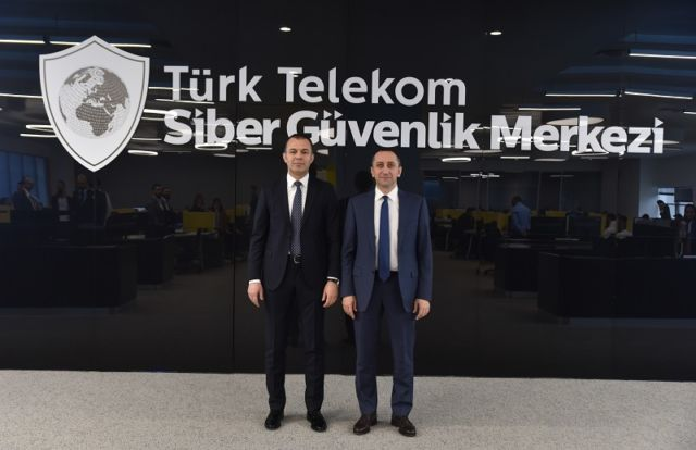 Türk Telekom, Siber Güvenlik Merkezi