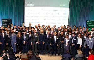 Deloitte Teknoloji Fast 50 Türkiye
