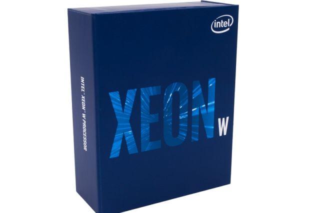 Intel Xeon W-3175X, işlemci