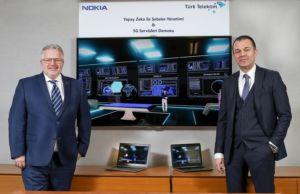 Türk Telekom, 5G şebekesi, yapay zeka teknolojisi