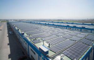 güneş enerjisi santrali, Kayseri