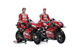 netapp ducati 2019 MotoGP şampiyonası