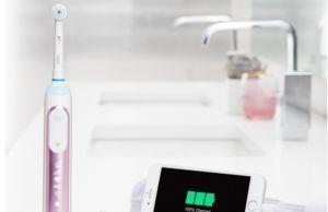 Yapay zeka, diş fırçası, Oral-B Genius X