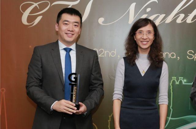 Huawei, ticari 5G, Pazar Geliştirme Ödülü