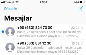 Turkcell şikayet Hattı Bt Günlüğü