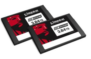 Data Center 500 Serisi Kurumsal SSD