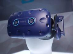 HTC VIVE Pro Eye, Nvidia VRS, VR