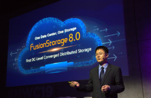 Huawei, depolama teknolojisi, FusionStorage 8.0