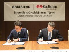 KoçSistem, Samsung, bölgesel stratejik iş ortaklığı