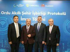Ordu, Akıllı Şehir, Turkcell,
