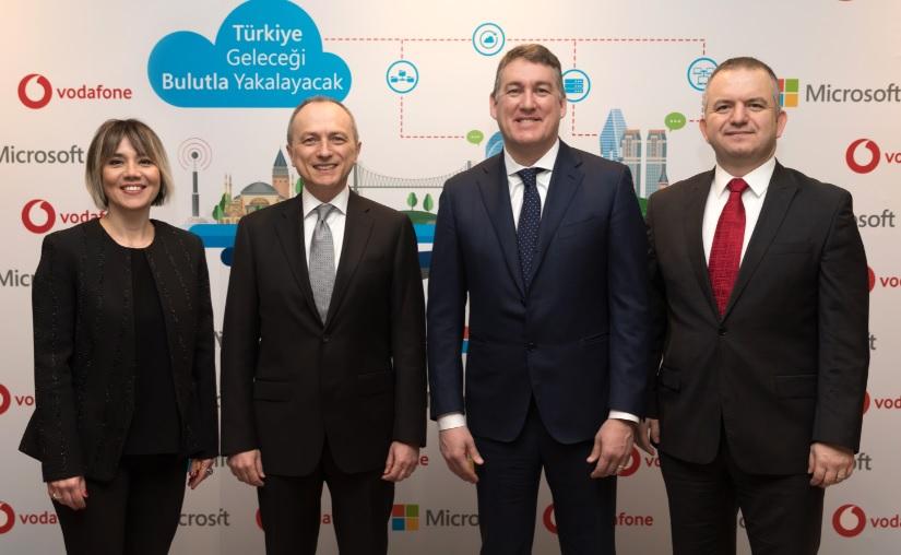 Microsoft ve Vodafone'dan Türkçe yapay zekâ: TOBİ