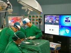 400km uzaktan kalp ameliyatı yapıldı