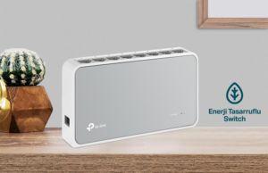 Enerji Tasarruflu Switchler