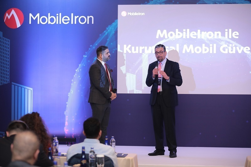 LinkPlus, MobileIron, iş dünyasının mobil güvenliği