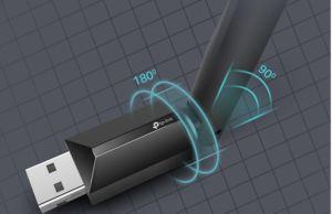 Archer T2U Plus, WiFi USB Adaptör, Tp-link