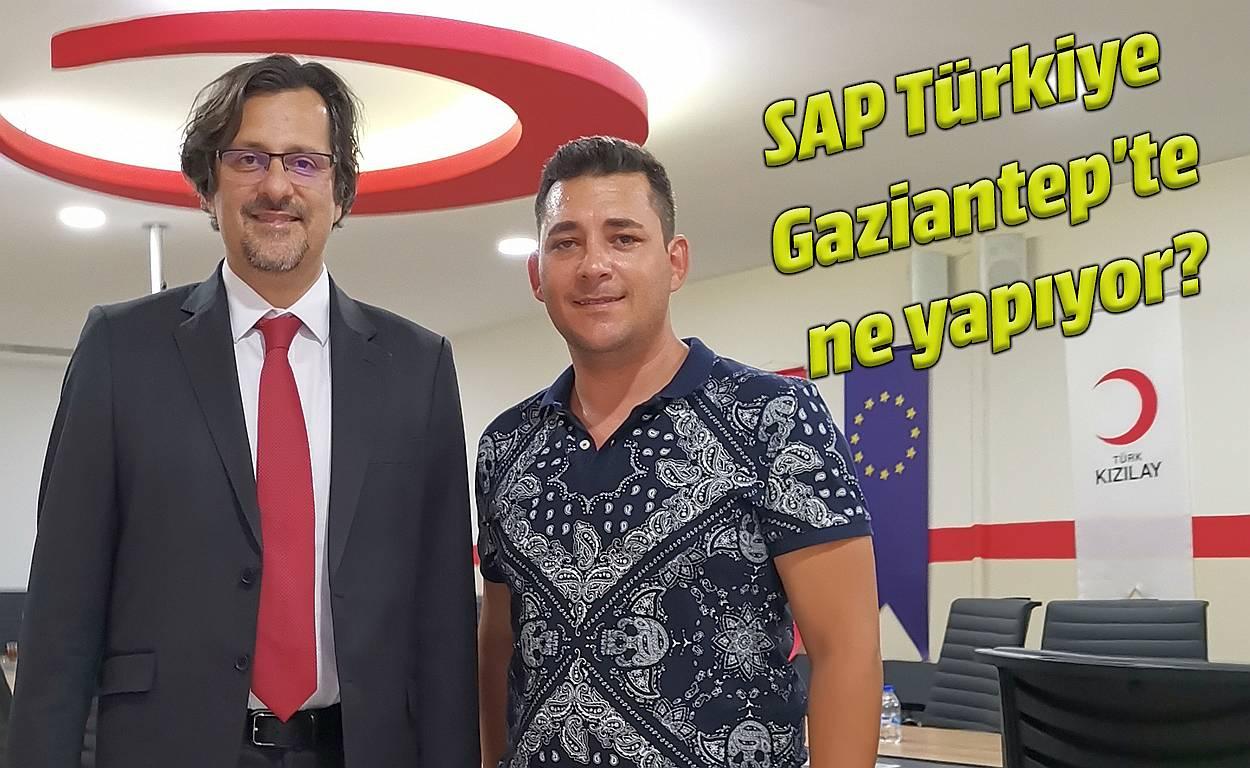 Geçtiğimiz hafta içerisinde BT Günlüğü ekibi olarak Gaziantep'e gittik ve SAP Türkiye 'nin orada neler yaptığını yerinde görme şansı bulduk.